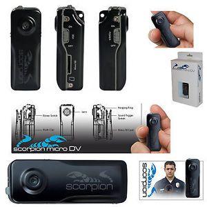 micro video recorder