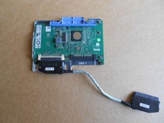 Dell 6IR PERC 6 IR PCIe RAID Controller Card E2K UCS 61 CR679 PCI E