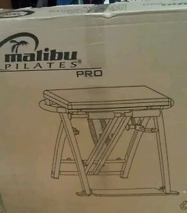 Malibu Pilates Pro Chair New in Box Guthy Renker