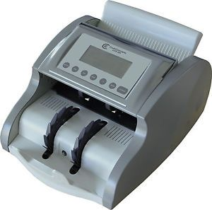 Banknote Counter Fast Bill Cash Money Note Counting Machine Counterfeit Detector