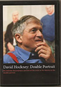David Hockney 'Double Portrait' Documentary DVD Watercolor Artist Painting Art