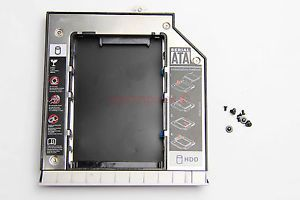 2nd Second HDD Hard Drive Caddy Adapter for HP EliteBook