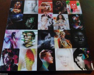 Adobe CS6 Creative Suite 6 Master Collection Windows Full Retail Version