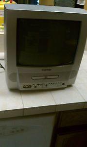 Magnavox TV DVD Combo