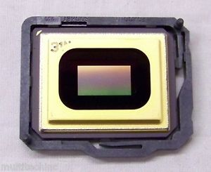 DMD Chip 1910 6127 1910 612A DLP Projectors Viewsonic InFocus Optoma