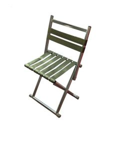New Folding Strong Construction Chair 250 lb Fish Ice Hunt Sport Game Football