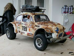 Tamiya 1 10 Body Driving Team Sand Scorcher Blitzer Monster Beetle