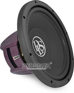 "DSL RW12 RW 12 500W 12"" Single 2 Ohm Reference RW Car Subwoofer Sub Woofer"