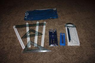 Staedtler Technical Drawing Instruments Kit Engineering Drafting Kit