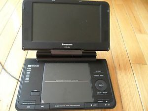Panasonic DVD LS86 Portable DVD Player 8 5""