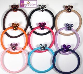 Mickey Minnie Mouse Disney Bracelet Band Bulk Lot Birthday Set Party Favor Gift