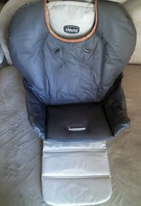 Chicco Polly Highchair Replacement Seat Cover Sahara