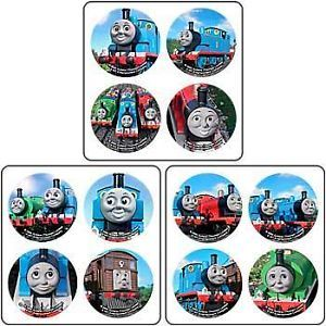 48 Thomas Tank Engine Train Party Favors Teacher Supply
