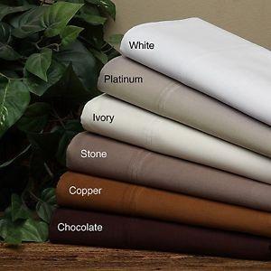 1000 Thread Count Egyptian Cotton Queen Sheets