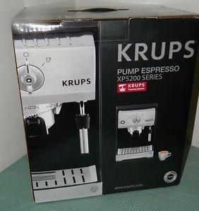 Krups Coffee Maker Xp 5200 : the pump push up machine on PopScreen