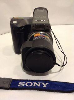Sony Mavica MVC FD73 Digital Camera w Charger Xtra Battery