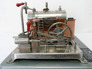 Jensen Model 75 Steam Engine Hobby Educational Series