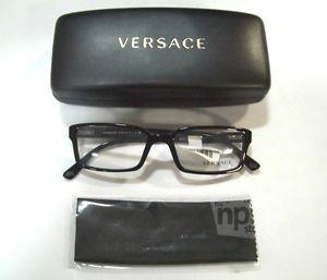 Versace VE3142 Men's Black Designer Eyeglass Frames