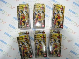 Masked Kamen Rider Motion Revive Series Mrs Part 6 Action Figure Full Set Bandai