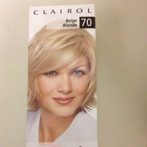 New Clairol Natural Instincts Loving Care Hair Color 70 Beige Blonde