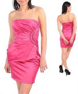 Sexy Women Cocktail Party Mini Dress