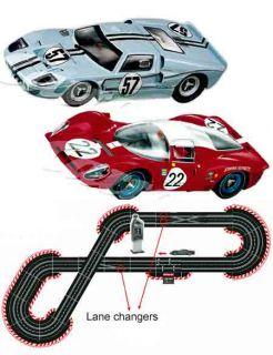 New Carrera Sports Car Duel Race Set Digital 124