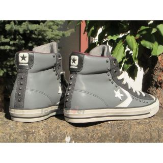 Converse Star Player EV Mid Studs 141595C Men's Gunmetal Casual Sneakers Shoes