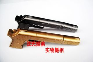 One Black Gun Ball Pen Boy Kid Party Favor Suppy Bag Prize Gift ST127