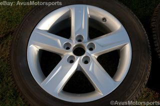 "2013 Toyota Camry 17"" Factory Wheels Tires Solara Avalon 2012 2014 2011 TPMS"