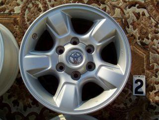 "Toyota Tundra TRD 16"" Wheels Rim Stock Factory Sequoia Tacoma 4Runner FJ Cruiser"