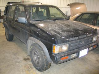 1993 Nissan Pathfinder 4x4 Transfer Case 312238