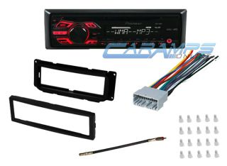 ★new Pioneer Car Stereo w Installation Dash Kit Wire Harness Antenna Adapter★