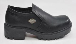 Harley Davidson Side Car Casual Dress Shoes for Little Girls 62025