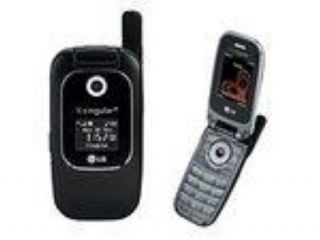 LG CU400 CU 400 at T Cellular Flip Phone Fair
