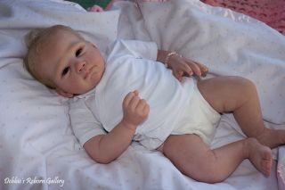 Sold Out Edition Adorable Serene Sculpt Artist Tamie Yarie Reborn Baby Doll Kit