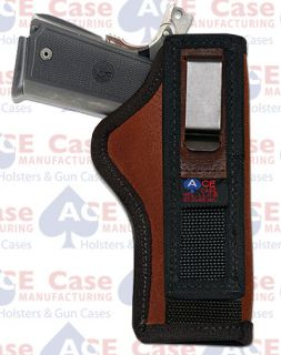 Tuck Able IWB Holster Fits Compact 9mm Firestar Jennings Jimenez Para 1911 E