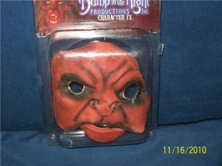 Bump Night Werewolf Animal Prosthetic Foam Appliance Mask Costume Dress TA457