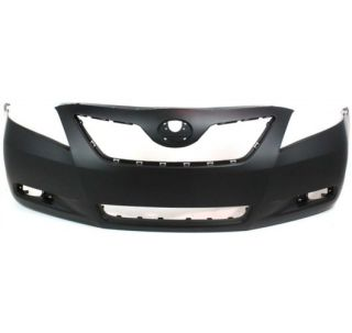 New Bumper Cover Facial Front Raw Toyota Camry 2009 2008 2007 Auto 5211906919