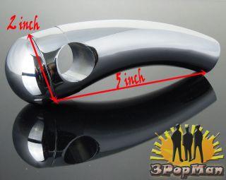"5"" Round Handlebar Risers for Yamaha Virago Royal Road Star Venture 1600 1700"