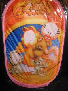 Disney Winnie Pooh Minnie Mouse Garfield Pop Up Laundry Basket Toy Tidy Storage