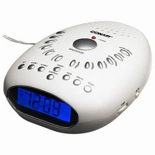 white noise machine clock