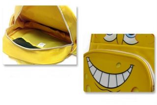 New Toddlers Kids Boys Girls Spongebob Schoolbag Backpack Travelling Bag