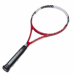 Wilson Six One 95 16x18 BLX 2012 309G Tennis Racket Mens Womens Tennis