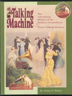 The Talking Machine Adverts Victor Berliner Gramophone
