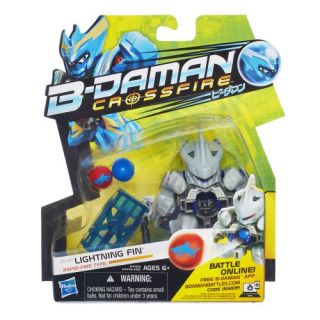 B Daman Chrome: Japanese, Anime