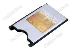 Compact Flash CF PCMCIA Card Adapter Reader Writer for Laptop Hot