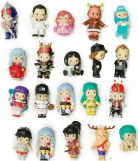 Sonny Angel Mini Baby Figures Anime Wave 2 Set of 20