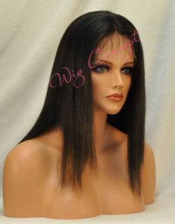Classy Selected 100 Virgin Indian Remy Human Hair Wig