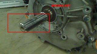 Acme Motori 10 HP Gas Engine from BCS 735 Tiller Model ...