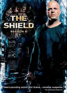 The Shield Second Season DVD Disc 2 Only 0024543099451